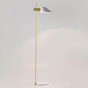 Aromas Cohen Gold Floor lamp