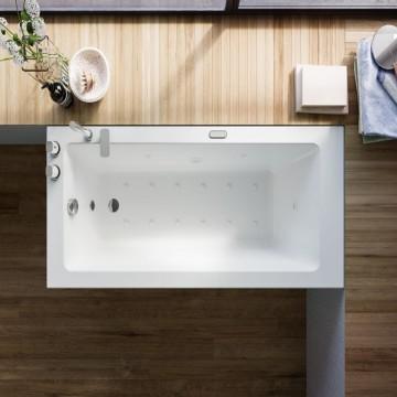 Glass 1989 Nubea bathtub in...