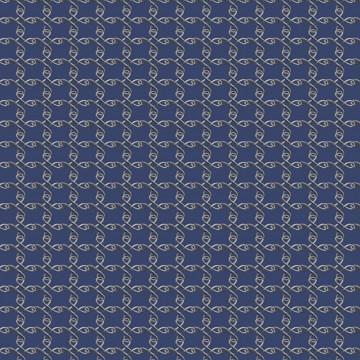 Devon&Devon Knot Blue